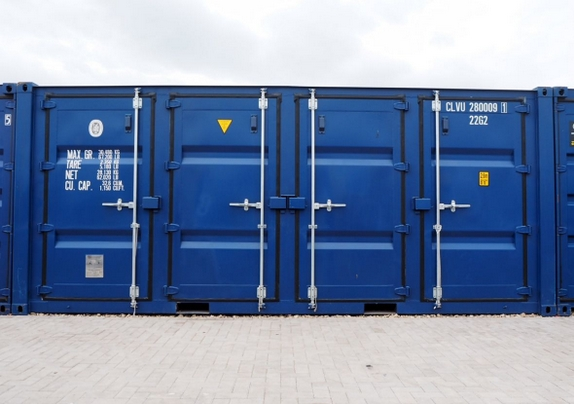 beacon storage stafford 5ft shipping container