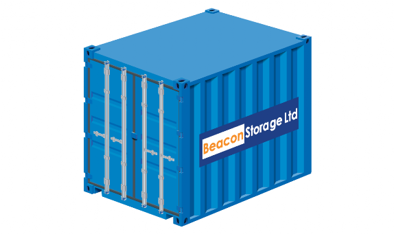beacon storage stafford 10ft container