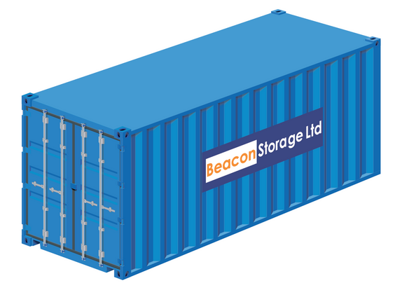 beacon storage stafford 20ft container